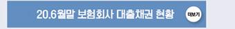 '20.6월말 보험회사 대출채권 현황